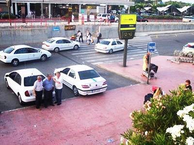 такси аликанте до кальпе испания